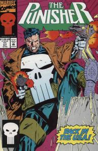Punisher, The (2nd Series) #71 VF/NM; Marvel | save on shipping - details inside