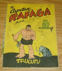 Capitan Rafaga, El #8 POOR; Mayab | low grade comic - save on shipping - details