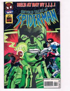 Untold Tales Of Spider-Man #4 VF Marvel Comics Group Comic Book Busiek DE24
