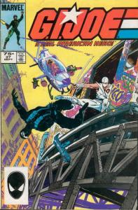 G.I. Joe, A Real American Hero #27 (2nd) VF/NM; Marvel | save on shipping - deta