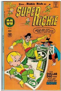 SUPER RICHIE (1975-1976) 10 VF July 1977 COMICS BOOK