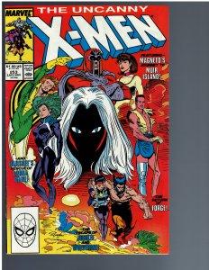 The Uncanny X-Men #253 (1989)