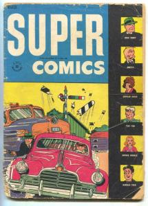 Super #94 1946- Dick Tracy Dell comics FAIR