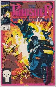 The Punisher War Journal #30 (1991)