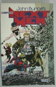 Compleat Next Men #1 8.0 VF (2008) John Byrne