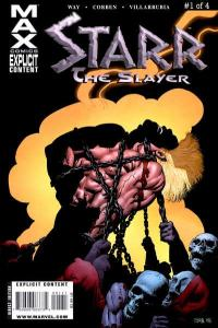 Starr the Slayer #1, NM- (Stock photo)