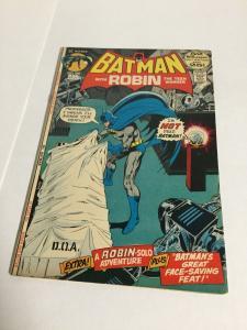 Batman 240 Vf Very Fine 8.0 DC Comics