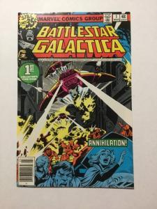 Battlestar Galactica 1 VF/NM Very Fine/Near Mint 9.0
