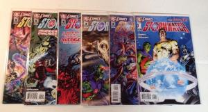 Stormwatch 1-6 Near Mint Lot Set Run New 52