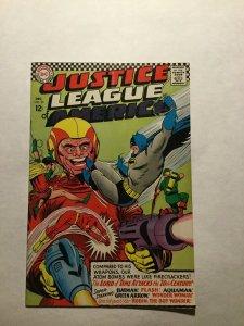 Justice League Of America 50 Fine/Very Fine 7.0 Dc Comics