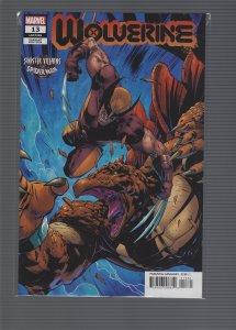 Wolverine #13 Variant