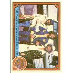 1978 Donruss Sgt. Pepper's B.D. BROCKHURST WITH SOME OF THE LHCB #59