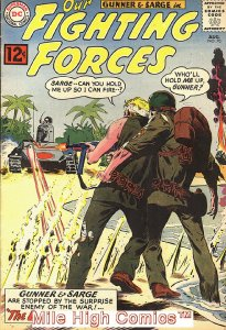 OUR FIGHTING FORCES (1954 Series) #70 Very Good Comics Book