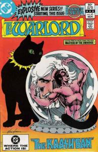 Warlord (DC) #63 FN; DC | save on shipping - details inside
