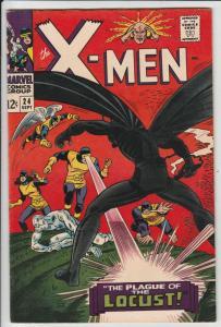 X-Men #24 (Sep-66) VF/NM High-Grade X-Men