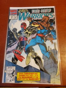 The New Warriors #18 (1991)