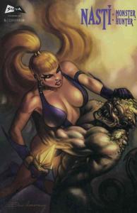 Nasti: Monster Hunter #2 FN; Schism   save on shipping - details inside