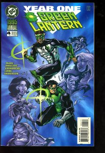 Green Lantern Annual #4 (1995)