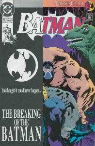 BATMAN 430-500, 25-different, DC Comic's Dark Knight, I