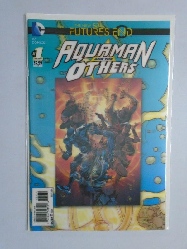 Aquaman and the Others Futures End #1A, NEW/NM (2014)