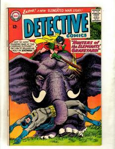 Detective Comics # 333 VF DC Silver Age Comic Book Batman Robin Gotham Ivy J380