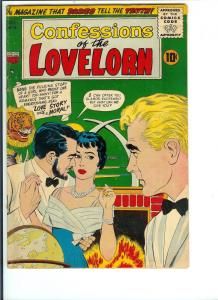 Confessions of the Lovelorn, #74 Oct., 1956 (VG)