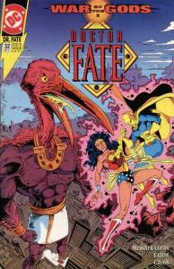 Doctor Fate (1988 series) #32, VF+ (Stock photo)