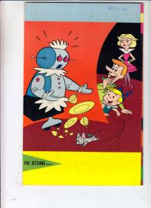 Jetsons, The #25 (Jan-68) VF+ High-Grade George, Jane, Judy, Elroy, Rosie, Astro
