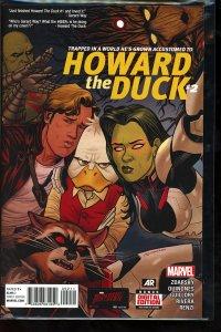 Howard the Duck #2 (2015)