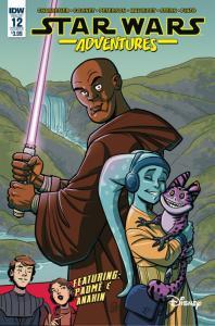 Star Wars Adventures #12 Cvr B (IDW, 2018) NM