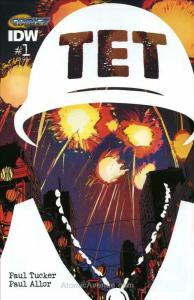 Tet #1 VF/NM; IDW | save on shipping - details inside