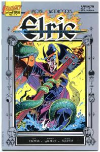 ELRIC the SAILOR on the SEAS of FATE #1 2 3 4-7, VF/NM, 7 issues, 1985, Moorcock