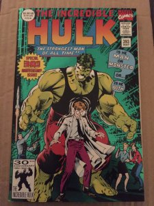 Thé Incredible Hulk #393