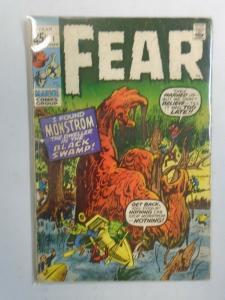 Fear #1 (1970)