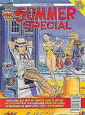 Doctor Who Magazine Summer Special #1991 VF/NM; Marvel UK | save on shipping - d