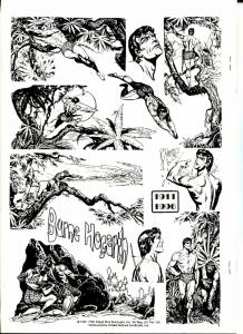 Fantastic Worlds of Edgar Rice Burroughs #40/41 1996-British-Burne Hogarth-VF
