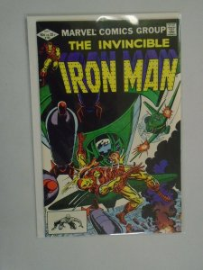 Iron Man #162 Direct edition 6.0 FN (1982 1st Series)