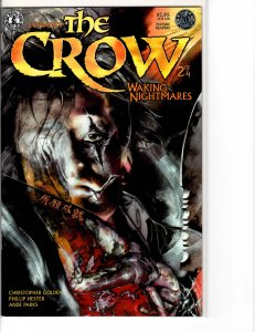 The Crow Waking Nightmares #2 of 4 NM- (9.2)
