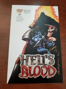 Hell's Blood #3-NM/MT