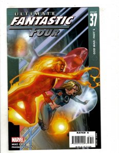 Ultimate Fantastic Four #37 (2007) OF34