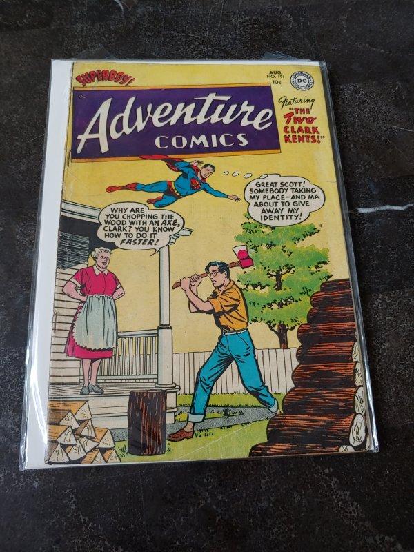 Adventure Comics #191 (1953)
