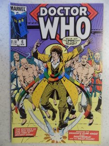 Doctor Who #6 (1985)