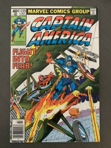 Captain America #235 Marvel Bronze Age 1979 Comic  (Daredevil X-Over) VF