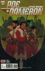 Poe Dameron #19 VF/NM; Marvel | save on shipping - details inside