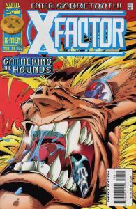 X-Factor #122 VF; Marvel | save on shipping - details inside