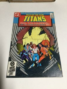 Tales Of The Teen Titans 53 Very Fine Vf 8.0 Dc Comics