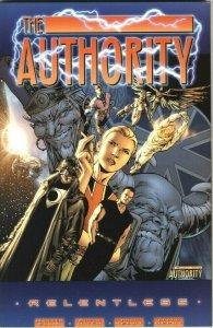 The Authority Book 1: Relentless - Wildstorm - 1999