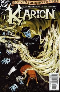Seven Soldiers: Klarion the Witch Boy #1 FN; DC | save on shipping - details ins