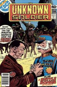 Unknown Soldier (1977 series) #228, VF+ (Stock photo)