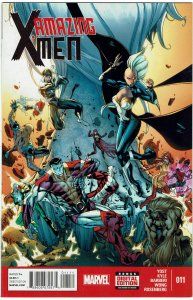 Amazing X-Men #11 (2014 v2) Alpha Flight NM